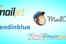 MailChimp, Mailjet, SendInBlue, YMLP : notre comparatif